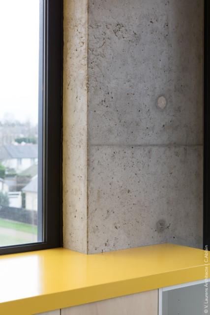 VIRGINIE LAURENS ARCHITECTE / LE TARMAC Saint Malo